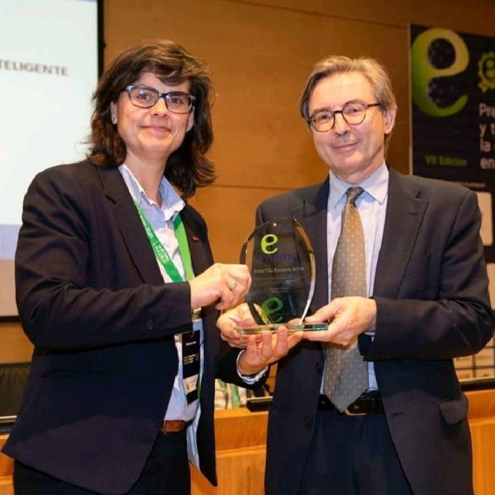 Gijón SmartCities galardonado en los premios EnerTIC