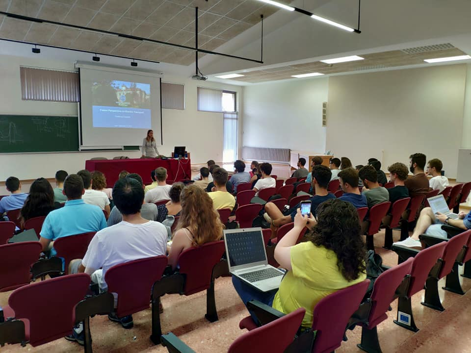 Master class | «Future Perspective of Electrical Transportation»