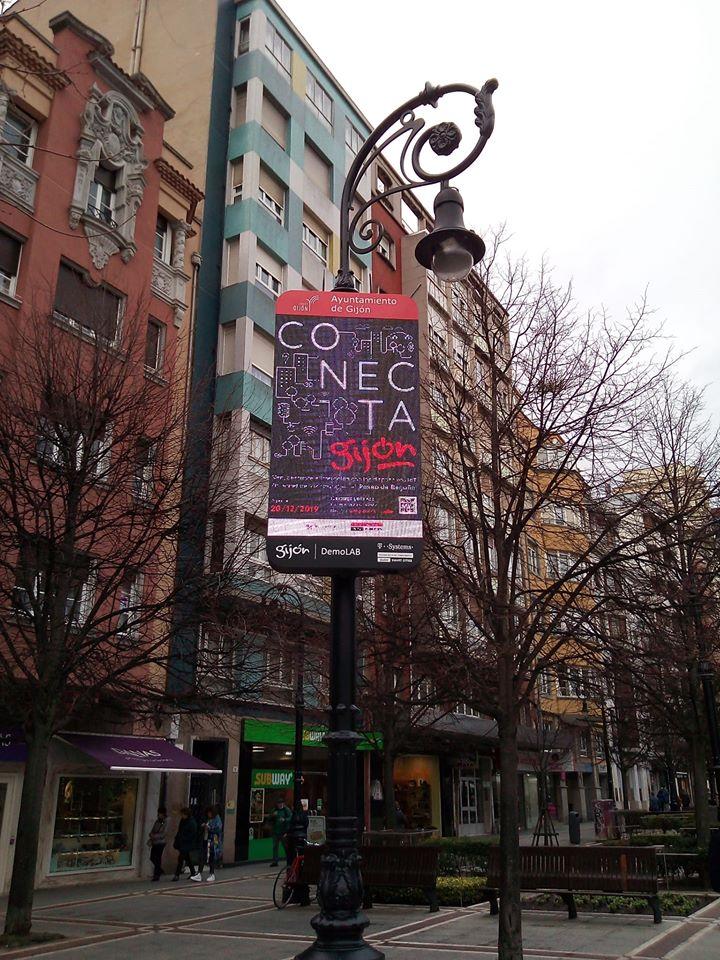 Se presenta Gijón Conecta