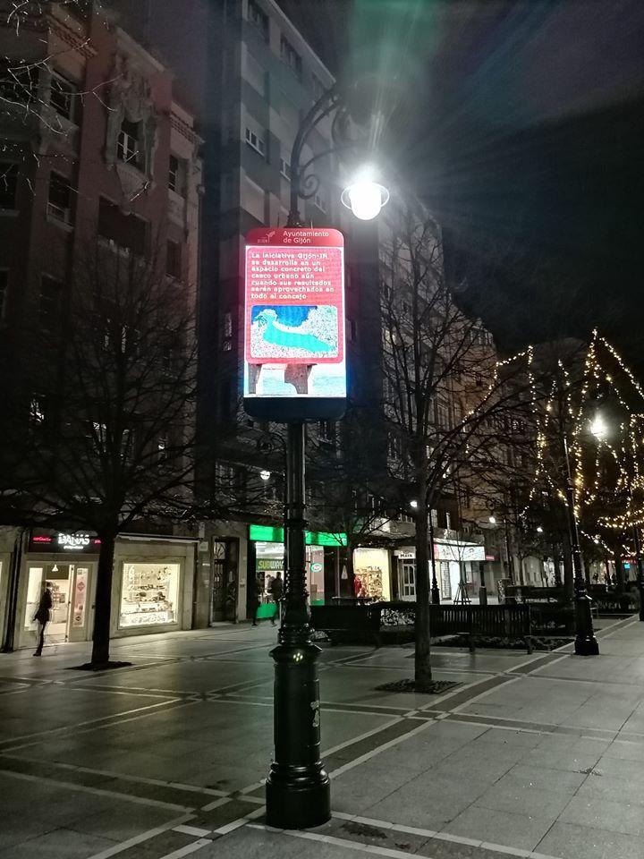 Conversión de Gijón en Smart City