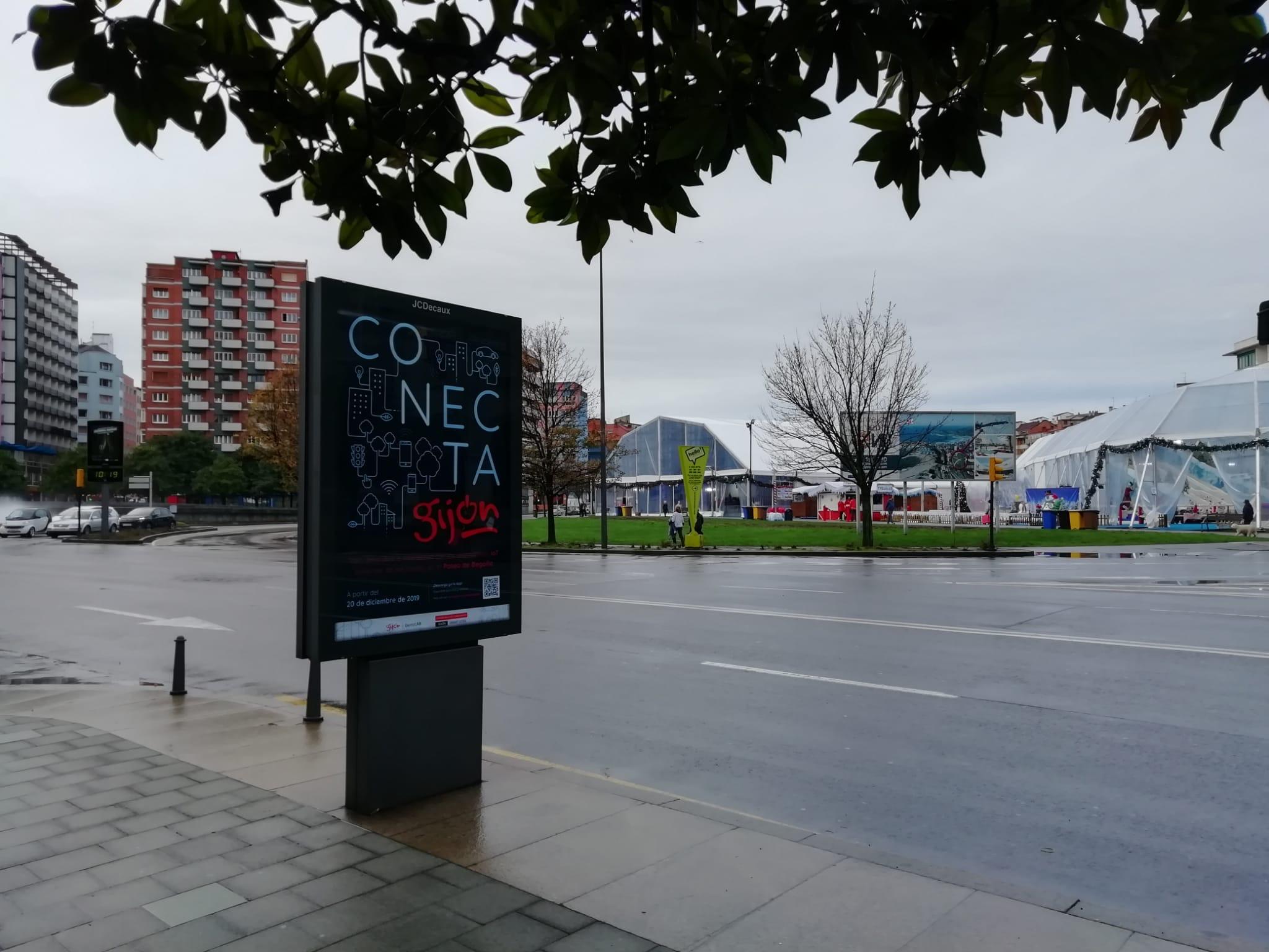 Gijón se convierte en una ciudad inteligente