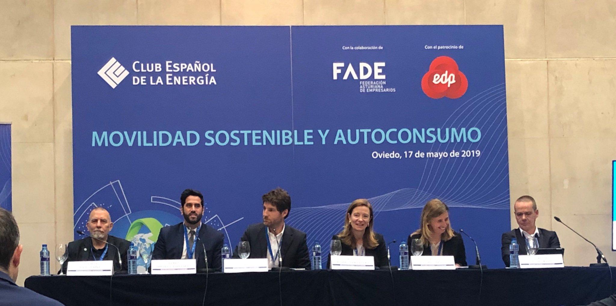 La Cátedra participa en las Jornadas de Movilidad Sostenible y Autoconsumo
