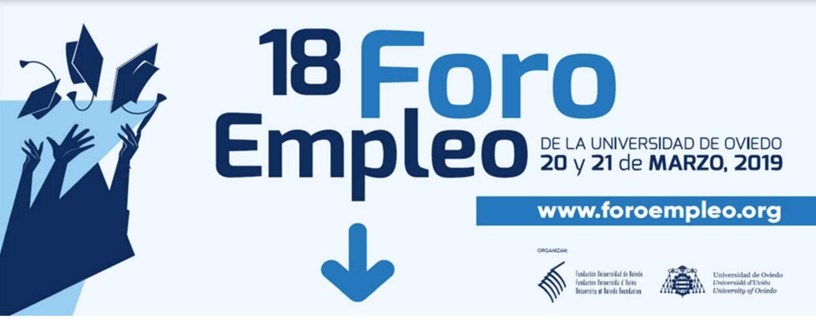 Discover the #ForoEmpleoUniovi