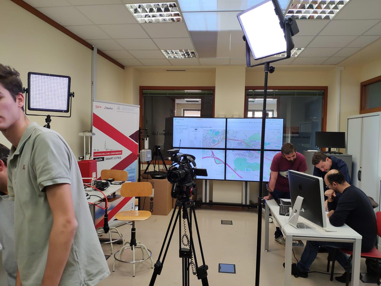 Reportaje a la Cátedra Milla del Conocimiento Gijón SmartCities
