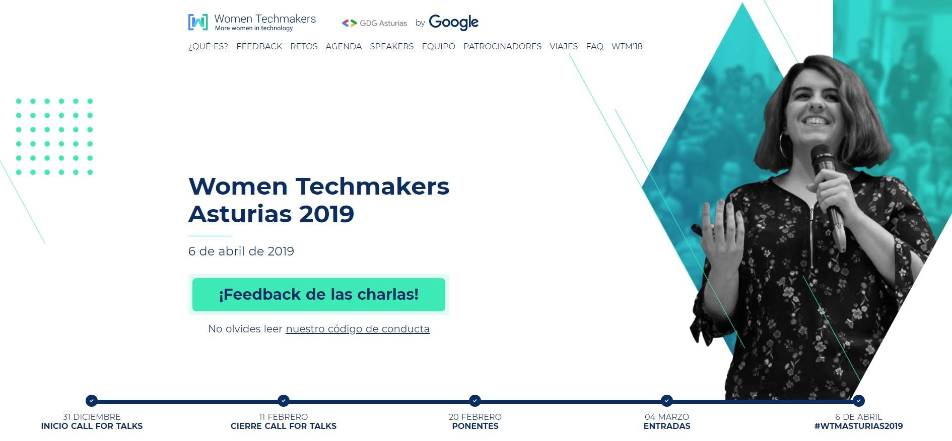 Women Techmakers Asturias